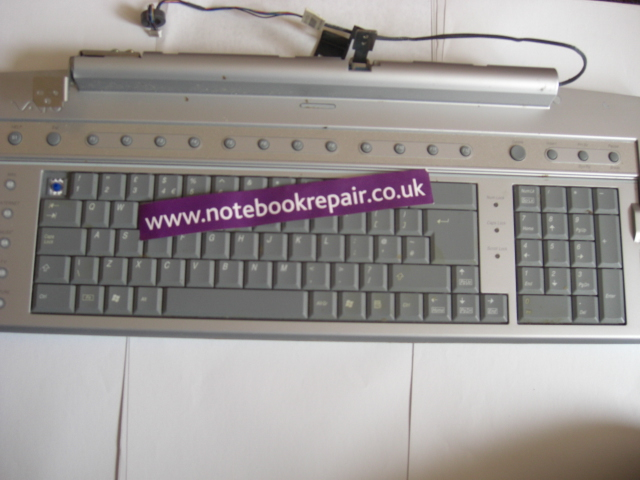 PCV-W1/G KEYBOARD WITH SURROUND 1-478-306-11