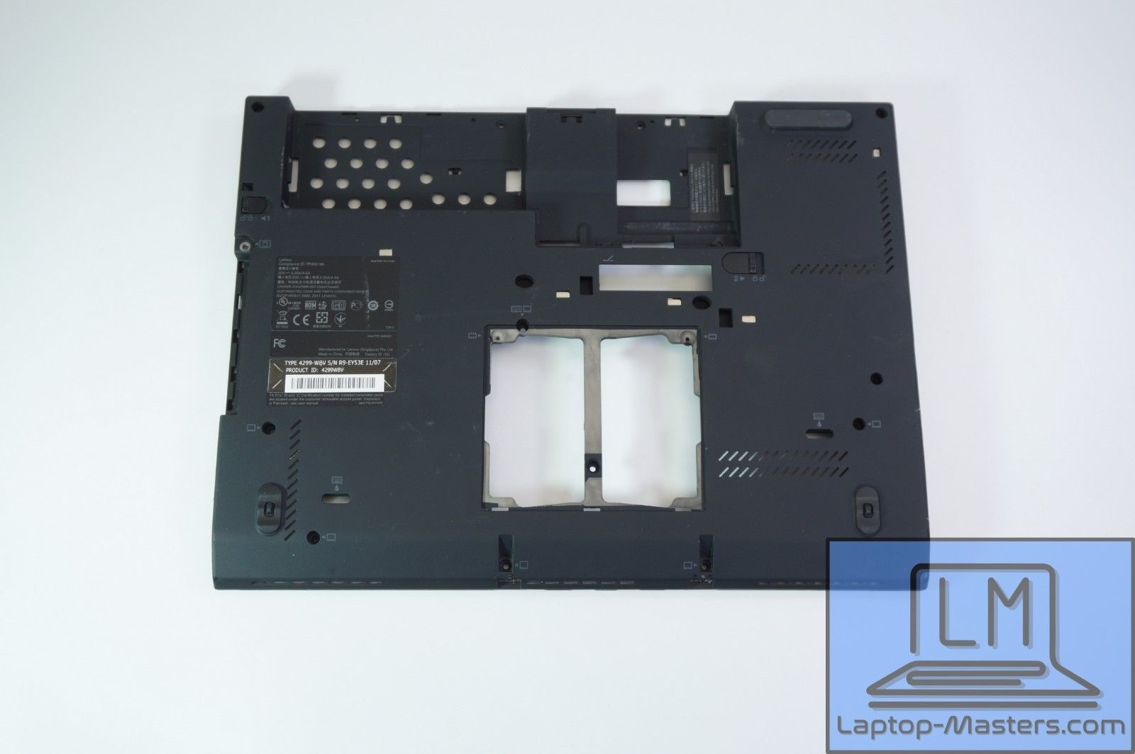 Genuine Lenovo ThinkPad X230 Bottom Base Assembly Cover 60.4RA01