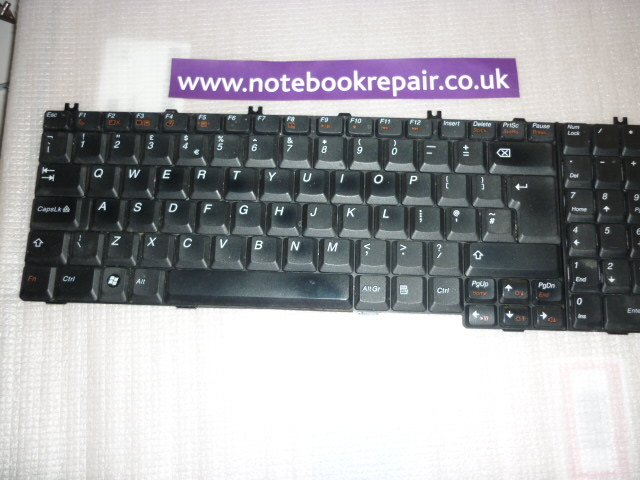 LENOVO G555 KEYBOARD UK 25-008420