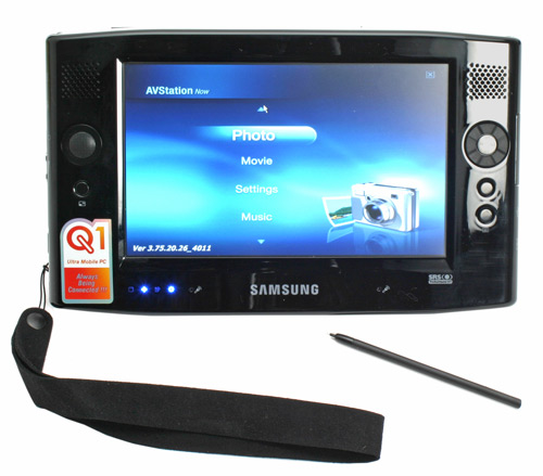 "CLAA070VA06T 7"" LCD SCREEN FOR SAMSUNG Q1"