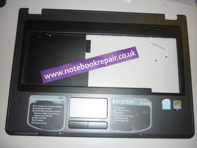 E SYSTEM 3102 TOUCHPAD COVER 83GL51010-51