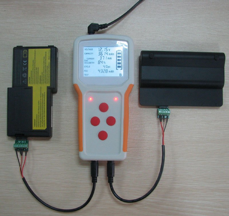 Universal Laptop Battery Tester - RFNT3