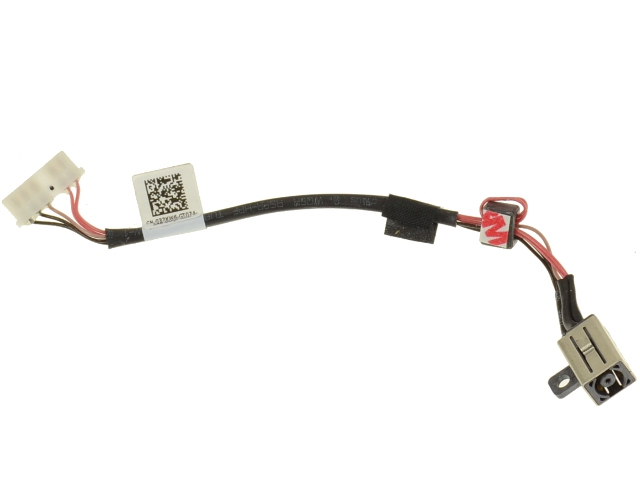 DC Power Input Jack with Cable