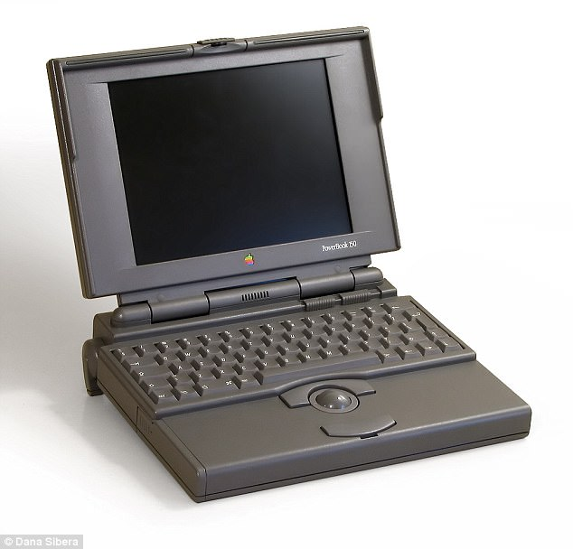 Retro Laptops
