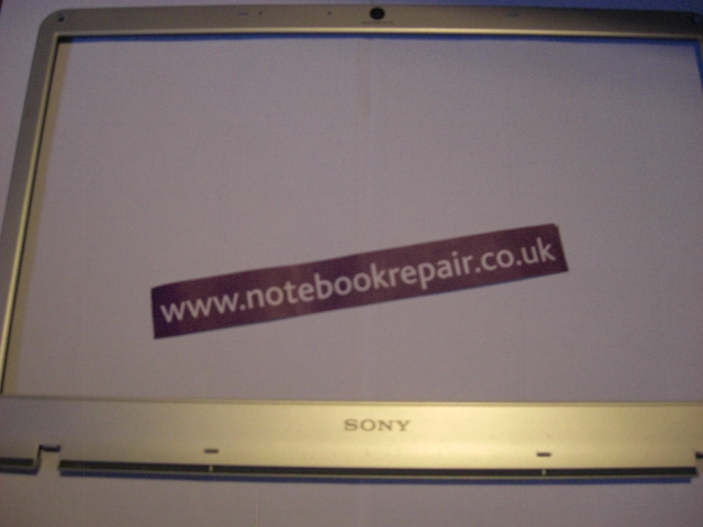 SONY PCG-7185M FRONT LCD COVER 4-150-57