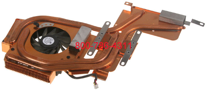 LENOVO Z61 HEATSINK AND FAN 41W6570