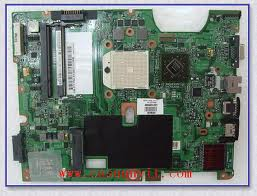 498460-001 MOTHERBOARD CQ60