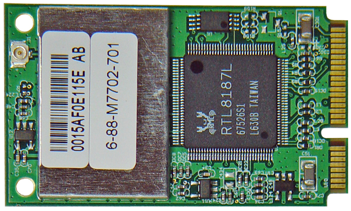 WIRELESS MODULE REALTEK SMALL