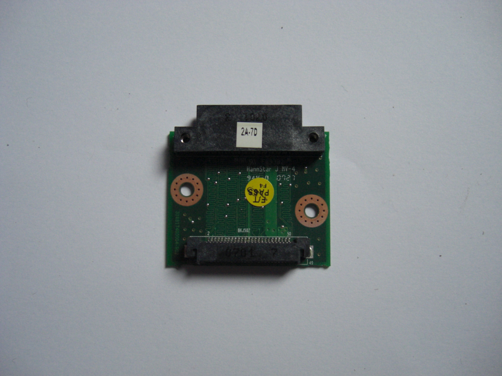 COMPAQ 6720S OPTICAL CONNECTOR BOARD 6050A2137601