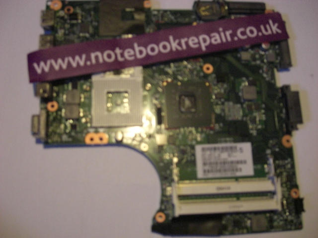 HP NX6125 SYSTEM BOARD 411887-001
