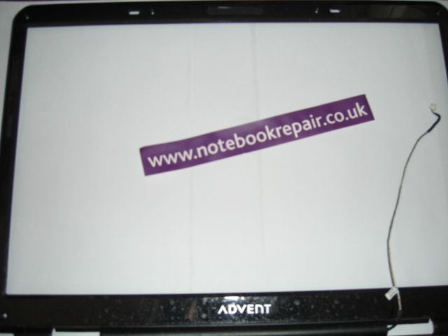 ADVENT 6650 LCD FRONT COVER 50GF71030-00