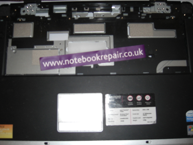 ADVENT 6650 TOUCHPAD COVER 50GF71010-10