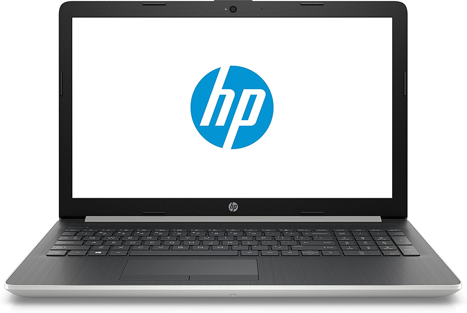"HP 15-DA0511SA Silver Intel Core i3-7020U 4Gb 1TB 15.6"" FHD Wide"
