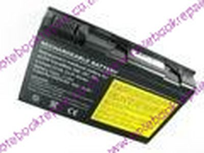 (BA08) BATTERY FOR ASPIRE 3610 3690 9100, 9500 SERIES, EXTENSA 2