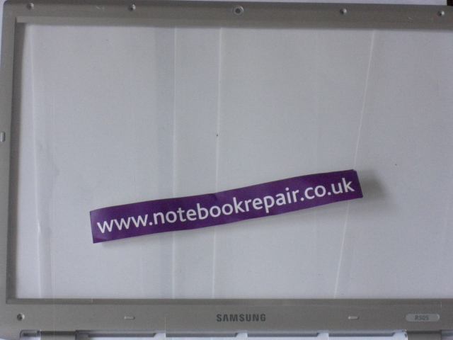 SAMSUNG R505 LCD FRONT COVER BA81-04577A
