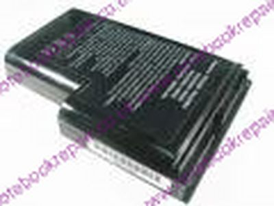 (BT23) BATTERY FOR SATELLITE PRO M10, M15, TECRA M1 SERIES