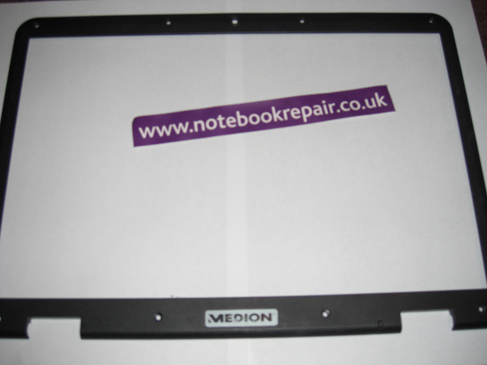 MEDION WIN2160 FRONT LCD COVER 60.4W407.001