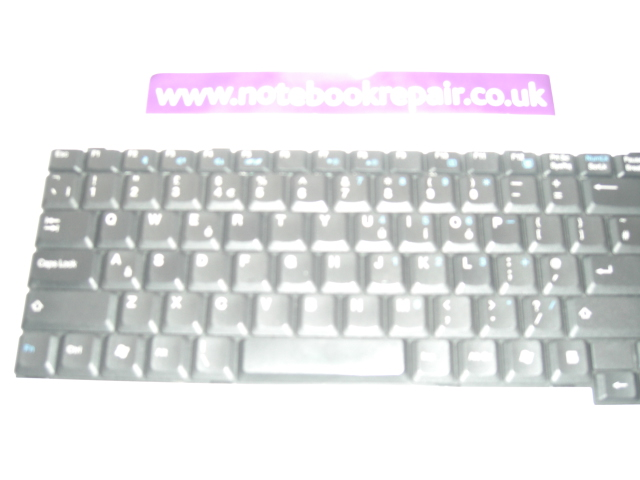 ADVENT 7096 KEYBOARD UK 99.N3782.84U