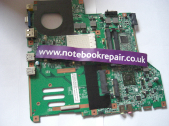 E MACHINE D620 SYSTEM BOARD REPAIR