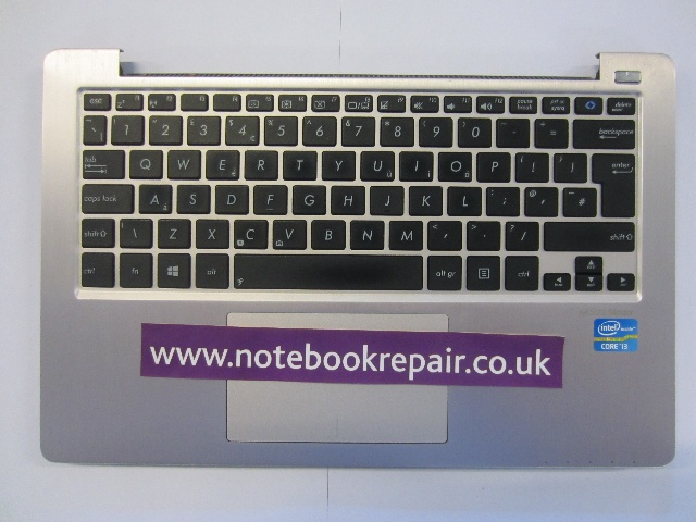 ASUS S200E X202E Palmrest & Keyboard Touchpad 13GNFQ1AM071-2
