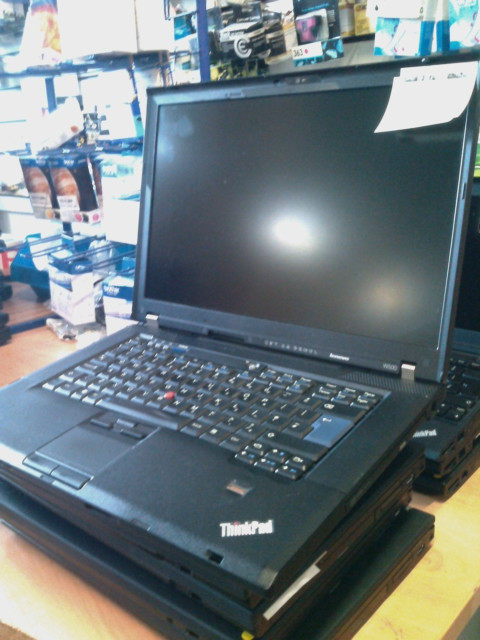 Lenovo W500 Laptop Refurbished