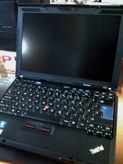 Lenovo X201 Laptop Refurbished
