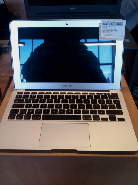 Apple MacBook Air Mid 2012 Refurbished