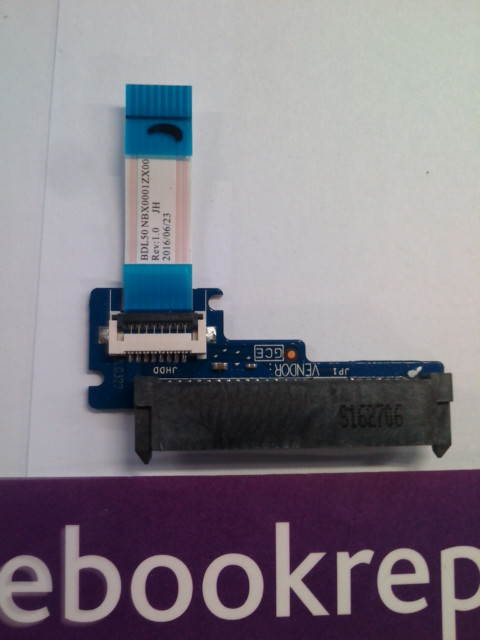 HP 250 G4 HDD SATA CONNECTOR BOARD WITH CABLE