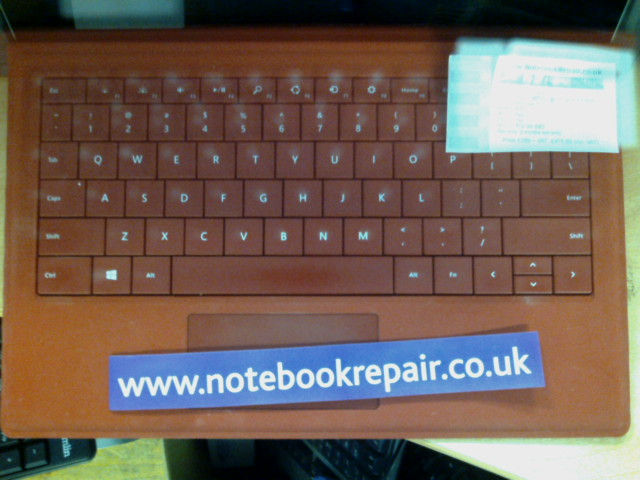 Microsoft Surface Pro 3 Keyboard