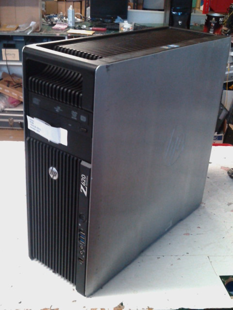 HP Z620 OCTA 8 CORE WORKSTATION