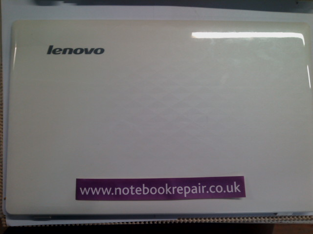 LENOVO IDEAPAD Z580 Z585 LCD BACK COVER WHITE