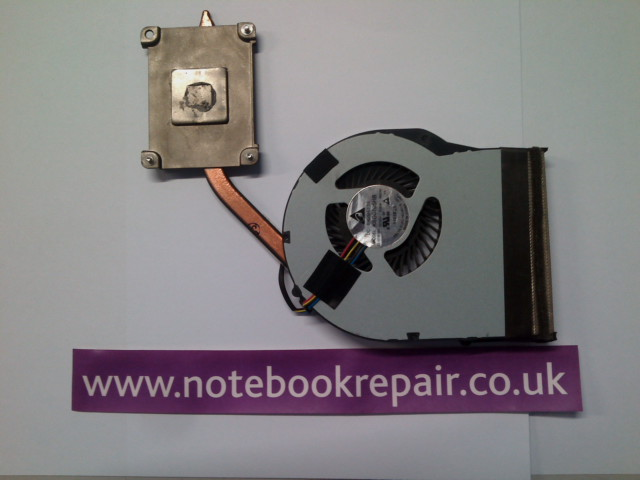 Lenovo ThinkPad Edge E335 Cooling fan and Heatsink