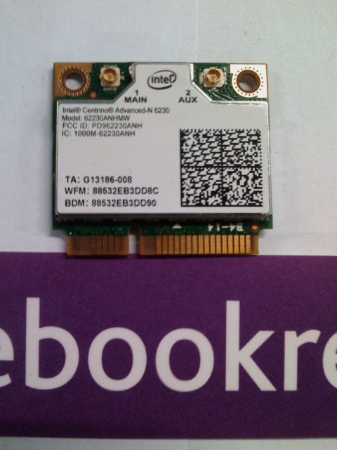SAMSUNG NP900X3B WIFI WIRELESS CARD