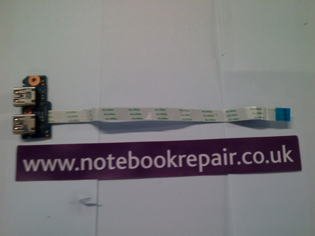 HP Probook 4535s USB Board with Cable