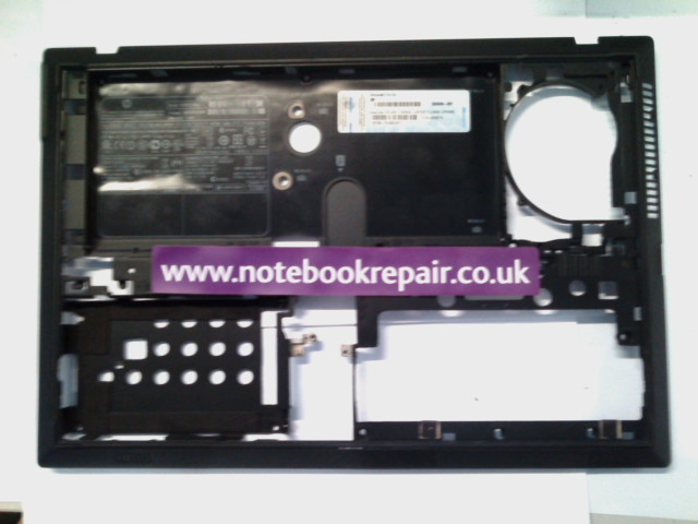 HP Probook 5330m Base Plastic Bottom Chassis Case