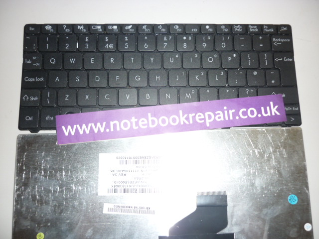 KB.I100A.055 aspire one 521 uk keyboard