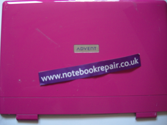 ADVENT KC500 PINK LCD BACK COVER 83GU40050-30