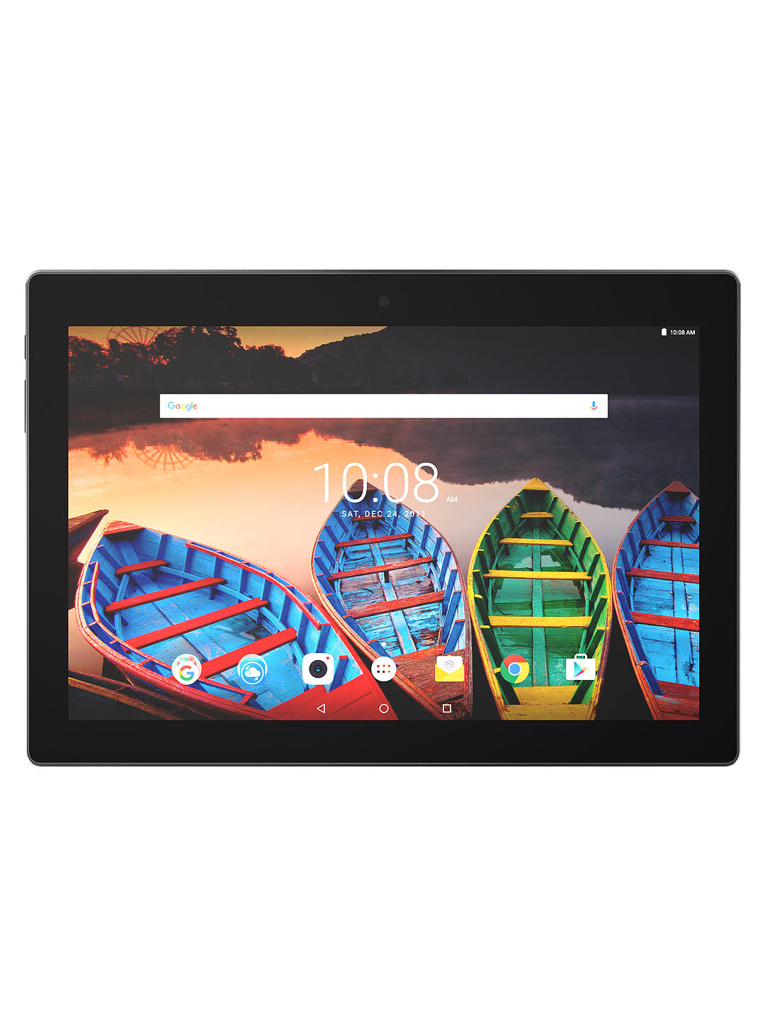 Lenovo Tab 3 Plus FHD 10 inch, 16GB Tablet, Black (refurbished)