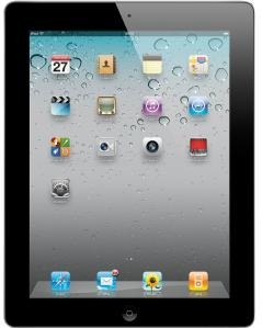 Apple iPad 2 Wi-Fi + 3G 16GB - Black MC773B/A