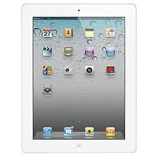 Apple iPad 2 Wi-Fi + 3G 16GB - White MC982B/A
