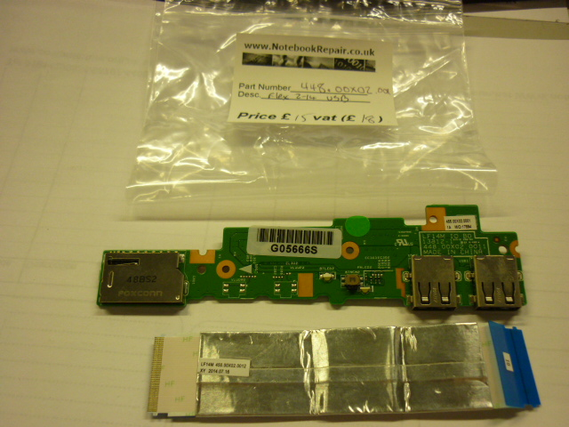 Flex2-14 usb board