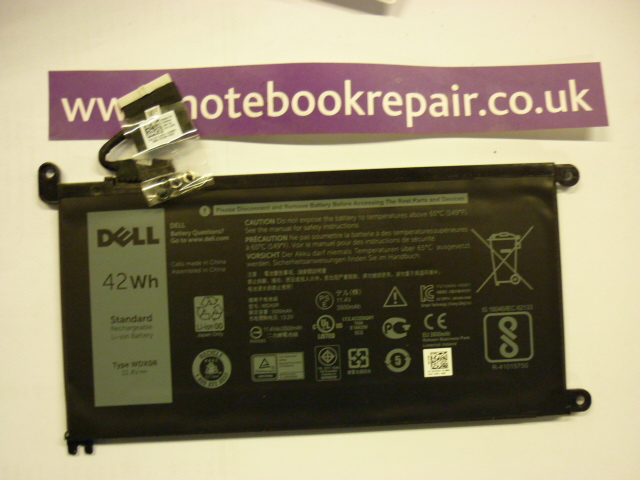 dell 13-5378 battery Only