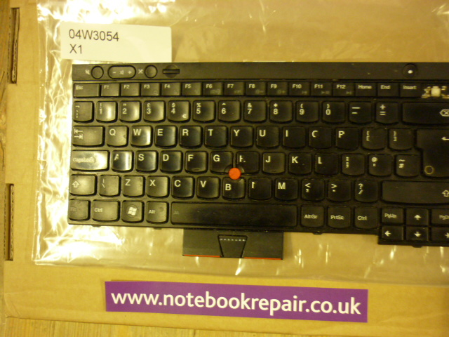 Lenovo X220 keyboard Spanish Refurbished