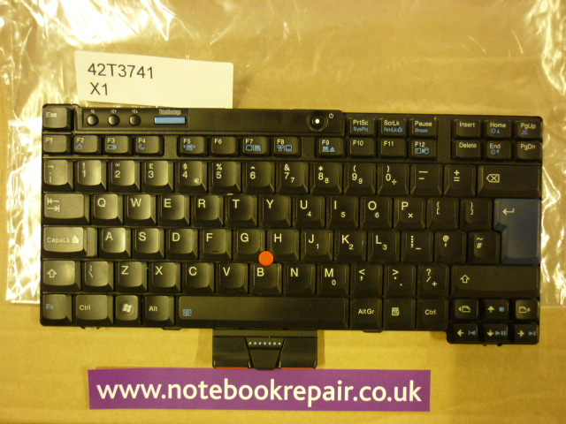 Lenovo X220 Keyboard Refurbished