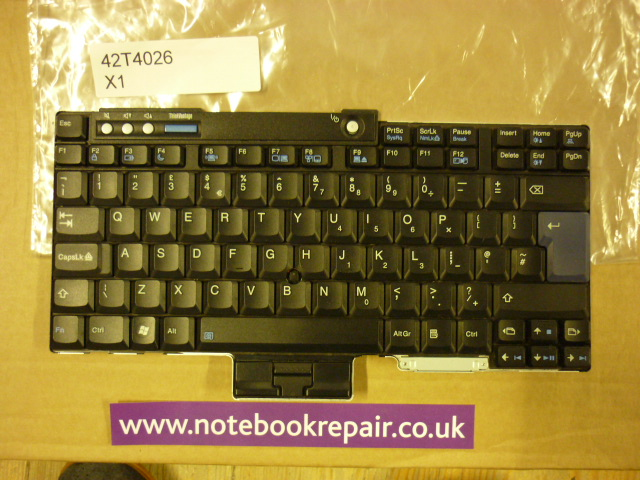 Lenovo X220 Keyboard R400 Refurbished