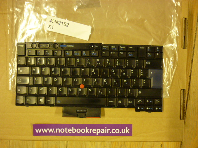 Lenovo X220 French Keyboard Refurbished