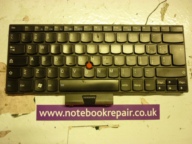 X1 BACKLIT UK KEYBOARD