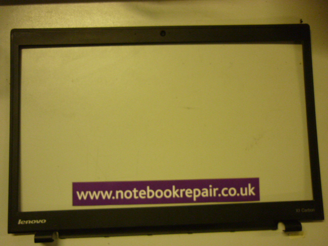 "X1 CARBON 14"" LCD FRONT SCREEN BEZEL"