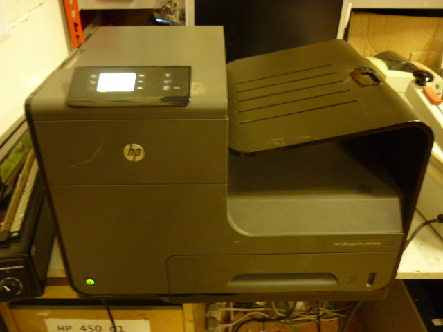 Refurbished HP Office Jet Pro 451DW