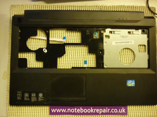 LENOVO B590 PALMREST UPPER CASE